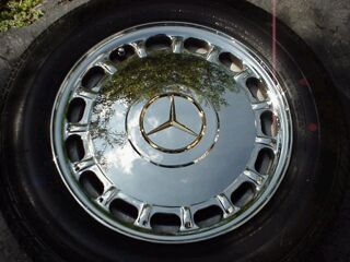 16 17 Inch Wheels For Mercedes 108 109 S